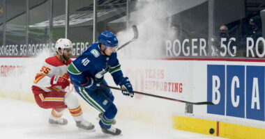 Brady's brother says the Ottawa Senators and Brady Tkachuk are not close. Still time for Canucks to re-sign Quinn Hughes and Elias Pettersson.