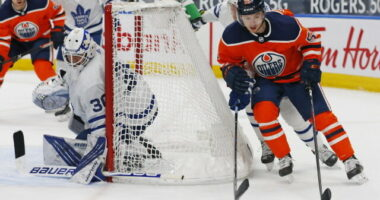 A short-term deal for Edmonton Oilers RFA Kailer Yamamoto seems likely. Playoff failure could lead to Toronto Maple Leafs changes.