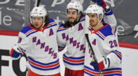 2021-22 New York Rangers season primer: salary cap projections, offseason moves, roster, 2021-22 free agents, 2022 draft picks, and schedule.