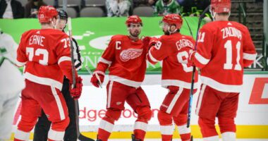 2021-22 Detroit Red Wings season primer: salary cap projections, offseason moves, roster, 2021-22 free agents, 2022 draft picks, and schedule.
