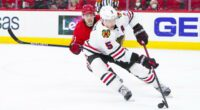 The St. Louis Blues sign Tanner Dickinson to an ELC. The Chicago Blackhawks sign Connor Murphy to a four-year contract extension.