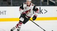 The Arizona Coyotes have traded forward Christian Dvorak to the Montreal Canadiens for a conditional 2022 first-round pick and a 2024 second-round pick.