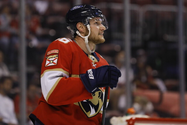 NHL Rumors: Are the Florida Panthers and Aleksander Barkov Close to an - USATSI 16096932 168394737 lowres