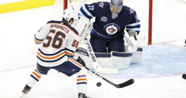 Little trade value for Logan Brown, waivers could be in his future. Will the Oilers have to choose between Kailer Yamamoto, Jesse Puljujarvi?
