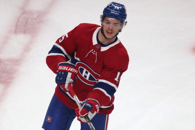 The Canadiens don't match the Jesperi Kotkaniemi offer sheet. The Rangers re-sign Libor Hajek. Nathan Gerbe out four to six months.