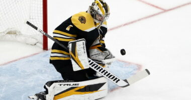 2021-22 Top 10 Boston Bruins prospects: A look at the Bruins top 10 NHL prospects headed by Fabian Lysell and Victor Jeremy Swayman.