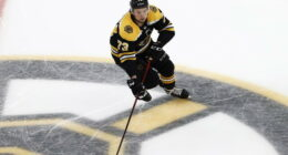 What will the Edmonton Oilers do with Josh Archibald? Boston Bruins Charlie McAvoy doesn't think his contract situation will be a distraction