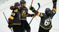 2021-22 Vegas Golden Knights season primer: salary cap projections, offseason moves, roster, 2021-22 free agents, 2022 draft picks, schedule.