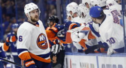 2021-22 New York Islanders season primer: salary cap projections, offseason moves, roster, 2021-22 free agents, 2022 draft picks, and schedule.