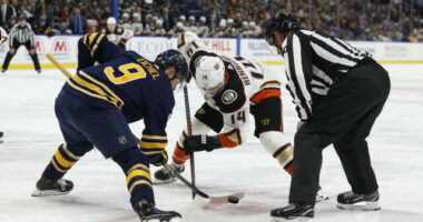 Jack Eichel's agent is sharing medical information with teams to help move a trade along. The Sabres are okay with putting conditions on Eichel's future health.