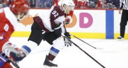 Brady Tkachuk's cap hit adjusted. Max Pacioretty, Alex Ovechkin scoring records. Gabriel Landeskog suspended. NHL franchise valuations.