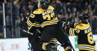 Patrice Bergeron will wait on an extension. The Door is still open for Tuukka Rask, David Krejci. A big extension coming for Charlie McAvoy.