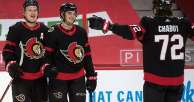 The Ottawa Senators keep pushing for a long-term deal and Brady Tkachuk wants a bridge deal. If he signs a bridge deal would that lessen his time with the team?