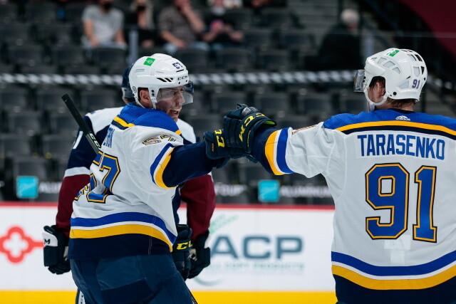 NHL Rumors: New York Rangers, and the St. Louis Blues - NHL Rumors