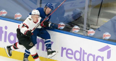 Brady Tkachuk looking for a bridge? Do the Toronto Maple Leafs lock up Morgan Rielly now? New Jersey Devils could add at the deadline if in the playoff race.