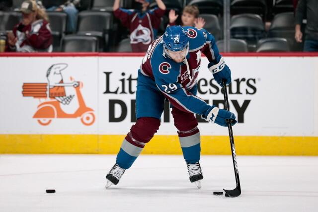 NHL News: Ducks, Lehtonen, Andersson, MacKinnon, Hutchinson, Shorten Lineups and Emergency Goalies - NHL Rumors