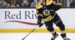 The Boston Bruins and defenseman Charlie McAvoy agreed on an eight-year contract extension worth $76 million - a $9.5 million AAV.