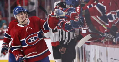 The Montreal Canadiens have extended forward Nick Suzuki for eight years and $63 million, a $7.875 million salary cap hit.