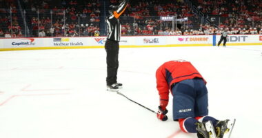 Caleb Jones out six weeks. Zack Kassian to enter concussion protocol. Auston Matthews out tonight. Alex Ovechkin leaves with a leg injury.