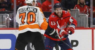 Matt Martin and Semyon Varlamov unlikely for their opener. Ailing Philadelphia Flyers Dmen. Evgeni Malkin to the LTIR. Sidney Crosby to IR.