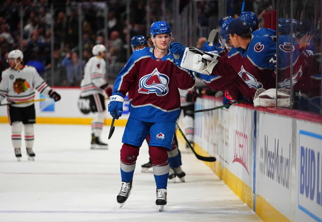 2021-22 Top 10 Colorado Avalanche Prospects - NHL Rumors
